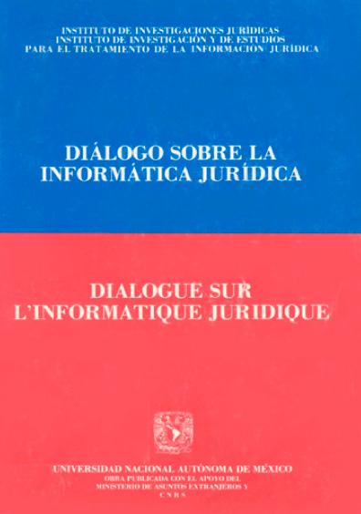 Diálogos sobre la informática jurídica