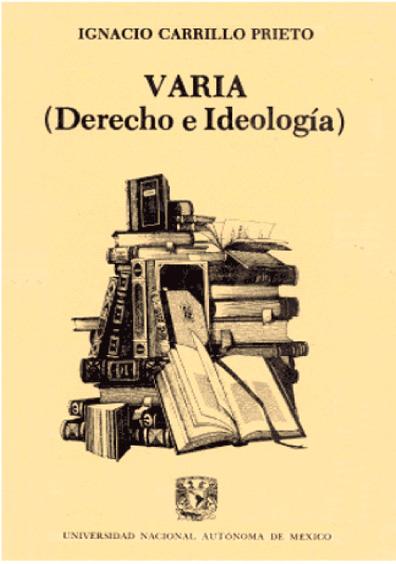 Varia (derecho e ideología)