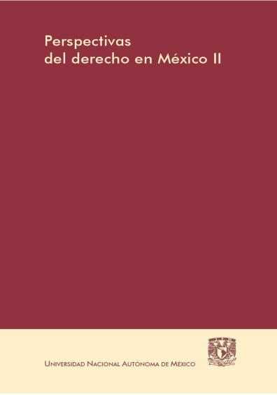 Perspectivas del derecho en México II