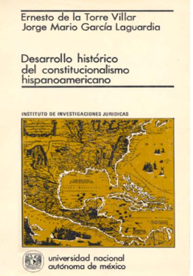Desarrollo histórico del constitucionalismo hispanoamericano