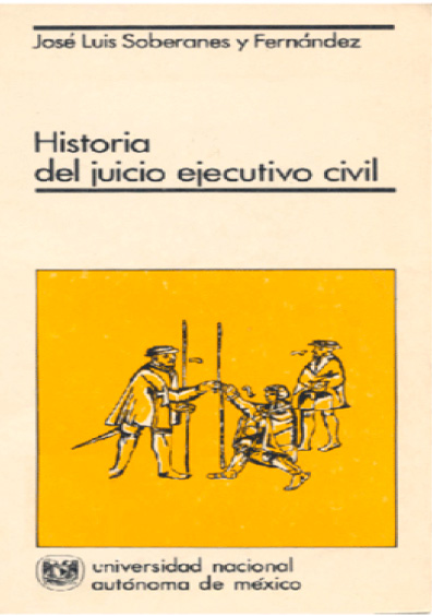 Historia del juicio ejecutivo civil