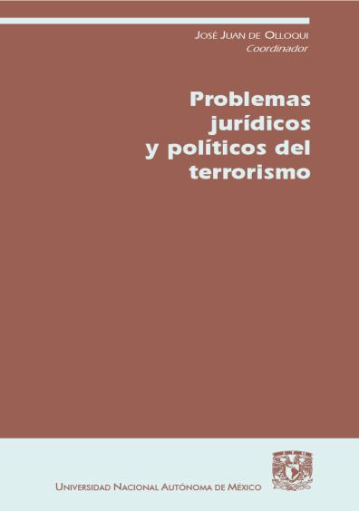 Problemas jurídicos y políticos del terrorismo
