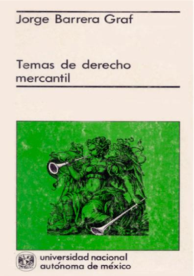 Temas de derecho mercantil