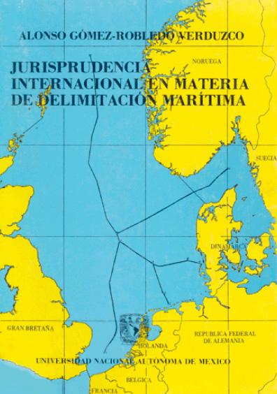 Jurisprudencia internacional en materia de delimitación marítima