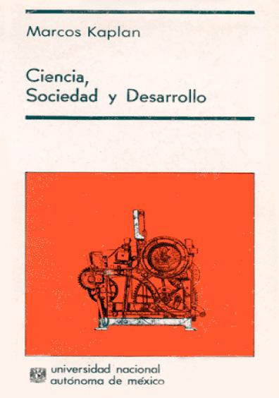 Ciencia, sociedad y desarrollo