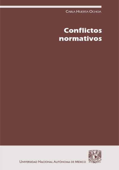 Conflictos normativos