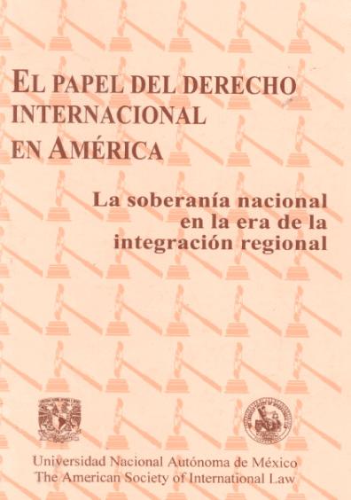 El papel del derecho internacional en América