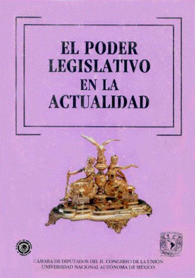 El Poder Legislativo en la actualidad