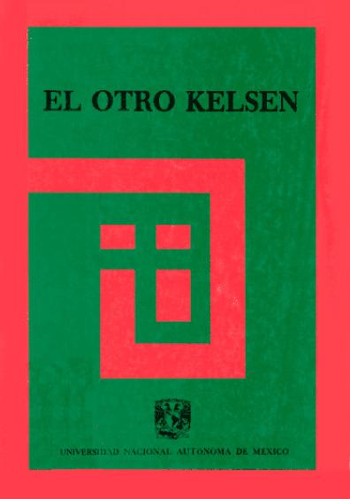 El otro Kelsen