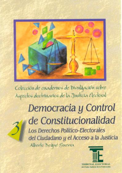 Democracia y control de constitucionalidad