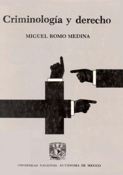 Criminología y derecho, 2a.ed.