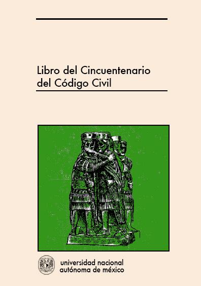 Libro del cincuentenario del Código Civil