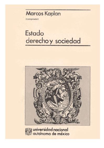 Estado, derecho y sociedad