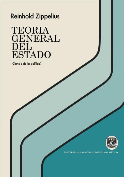 Teoría general del Estado. Ciencia de la política