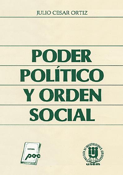 Poder político y orden social