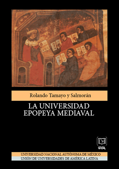 La universidad epopeya medieval