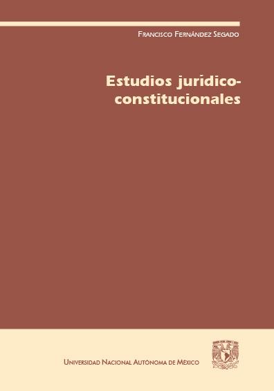 Estudios jurídico-constitucionales