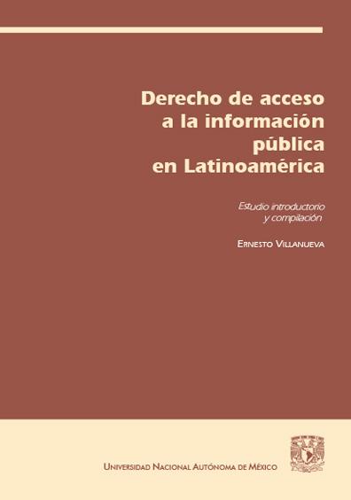 Derecho de acceso a la información pública en Latinoamérica