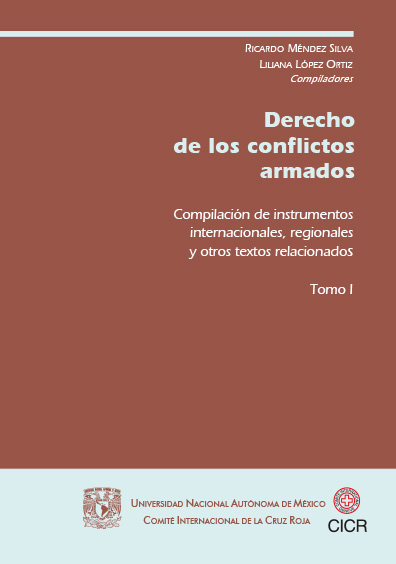 Derecho de los conflictos armados, t. I