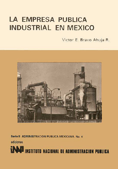 La empresa pública industrial en México