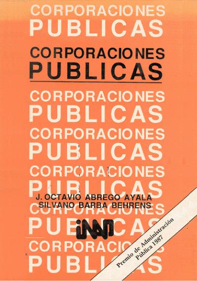 Corporaciones públicas