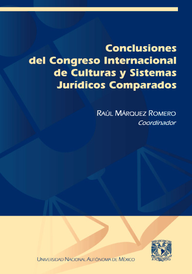 Conclusiones del Congreso Internacional de Culturas y Sistemas Jurídicos Comparados