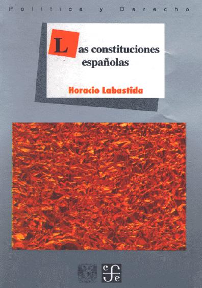 Las Constituciones españolas