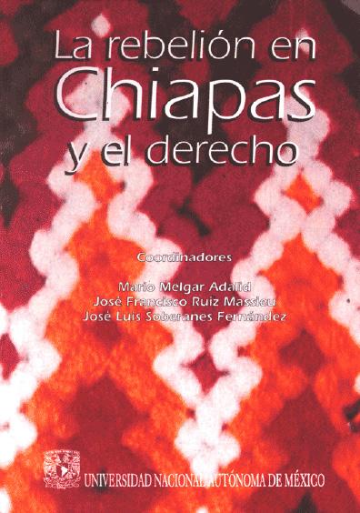 La rebelión en Chiapas y el derecho