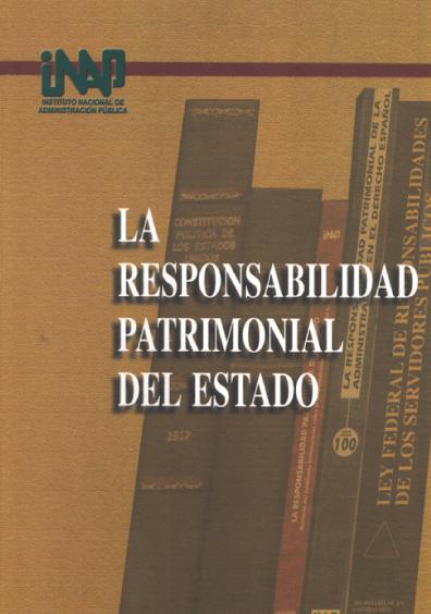 La responsabilidad patrimonial del Estado