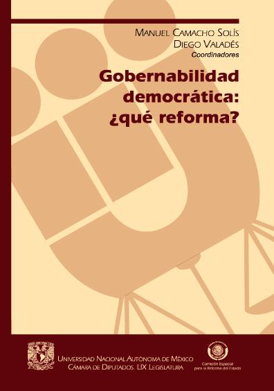 Gobernabilidad democrática: ¿qué reforma?