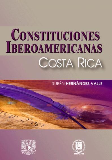 Constituciones iberoamericanas. Costa Rica