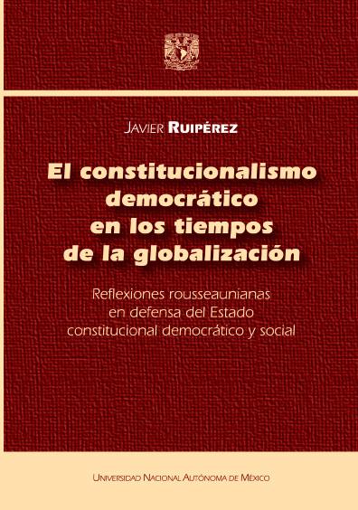 El constitucionalismo democrático en los tiempos de la globalización