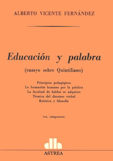 Educación y palabra