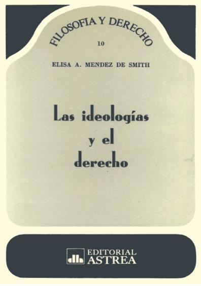 Las ideologías y el derecho
