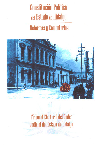 Constitución Política del Estado de Hidalgo
