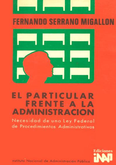 El particular frente a la administración