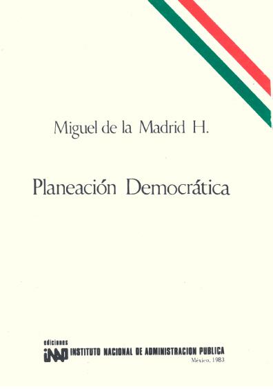 Planeación democrática