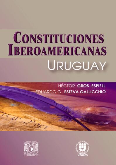 Constituciones iberoamericanas. Uruguay