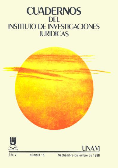 Cuadernos del Instituto de Investigaciones Jurídicas. Rafael Altamira y Crevea