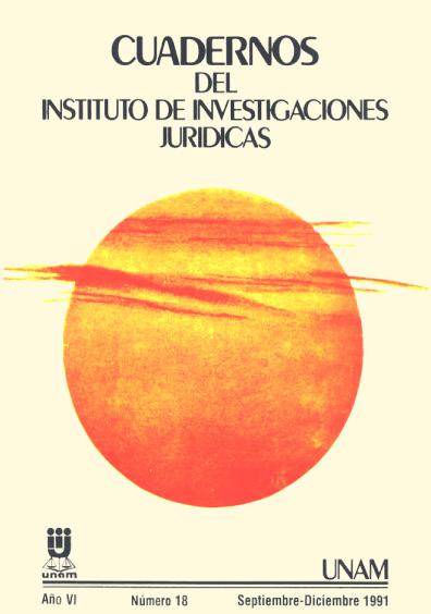 Cuadernos del Instituto de Investigaciones Jurídicas. Aspectos jurídicos de la vivienda