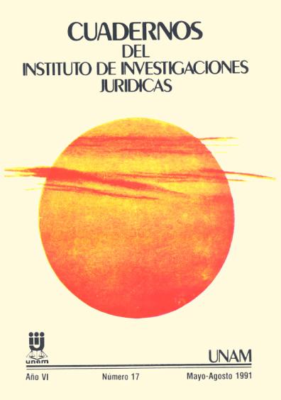 Cuadernos del Instituto de Investigaciones Jurídicas. I Jornadas Lascasianas: Derechos Humanos de los Pueblos Indígenas