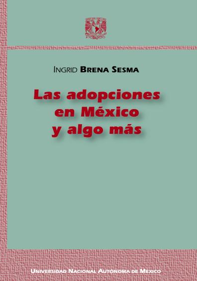 Las adopciones en México y algo más