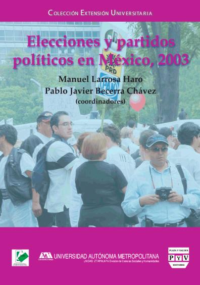 Elecciones y partidos políticos en México, 2003