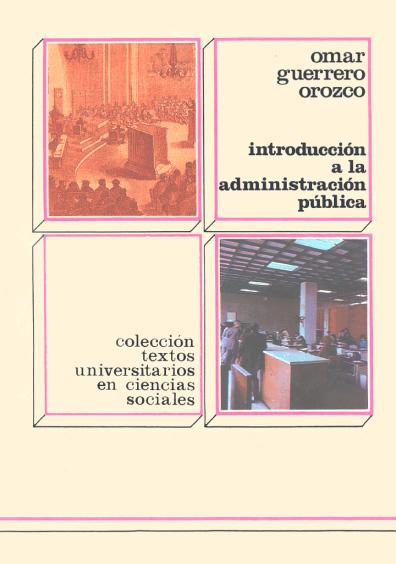 Introducción a la administración pública