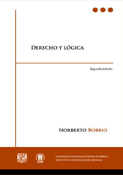 Derecho y lógica, 2a. ed.