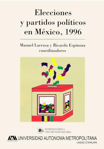 Elecciones y partidos políticos en México, 1996