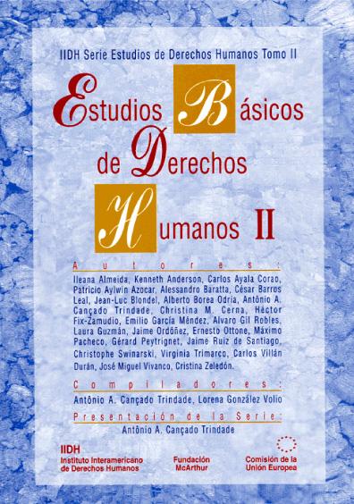 Estudios básicos de derechos humanos, t. II
