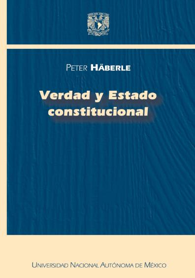 Verdad y Estado constitucional