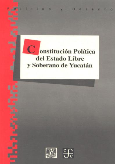 Constitución Política del Estado Libre y soberano de Yucatán