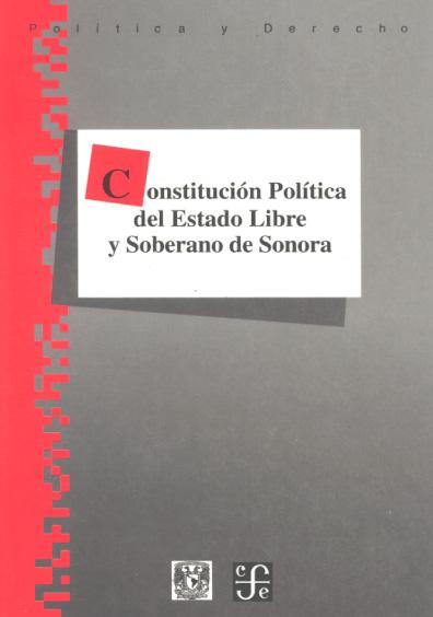 Constitución Política del Estado Libre y Soberano de Sonora